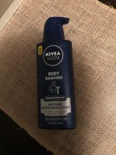 Nivea Men Maximum Hydration After Shave Lotion Body Shaving 8.1 Fl Oz