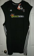 WNBA-WOMEN'S BASKETBALL-NEW YORK LIBERTY-SLEEVELESS SHIRT-2XL-DRAFT KINGS-BLACK