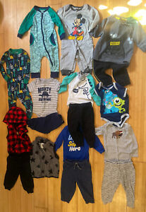 Baby Boy Clothes Lot 6-9 Months Dinosaur Nirvana Carters New &Pre Owned Great