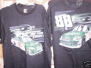 ** DALE EARNHART AMP SHIRT PICTURES BOTH SIDES*
