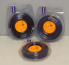 Nylon square line 3mm  – 15 meter brush cutter strimmer trimmer wire pack of 3