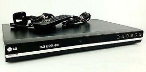 LG Digital TV DVD Recorder RHT387H 160Gb Hard Disk Drive. Faulty