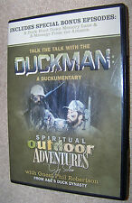 DVD-Talk the Talk with the Duckman-Spiritual Adven.-Phil Robertson-Duck Dynasty