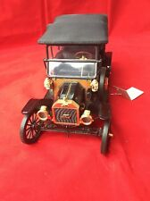 Franklin/danbury mint 1:16 size 1913 Ford Model T classic vintage model car mint