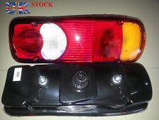 2x Rear Tail Lights Lamps AMP Socket for RENAULT PREMIUM I - MIDLUM 2000-2005 E4