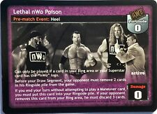 WWE Raw Deal CCG Summer Slam 6.0 Lethal nWo Poison 58/150