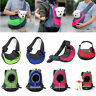 Pet Dog Cat Puppy Carrier Comfort Travel Tote Shoulder Bag Sling Backpack S/L
