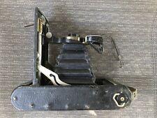 Antique Camera #2A Folding Cartridge Hawk Eye Model B Autographic