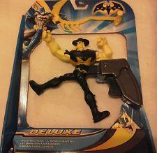Batman cyclone deluxe figure. Scarecrow. Bnib.