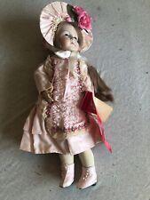 "Vintage Bisque 15"" Doll Artisan Guild Award Winner"