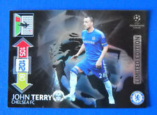 CARD ADRENALYN CHAMPIONS LEAGUE 2012/13 - TERRY - CHELSEA - LIMITED EDITION