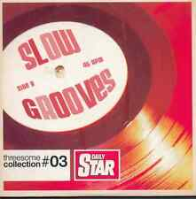 SLOW GROOVES - UK PROMO CD: ISLEY BROS, BILL WITHERS, DEACON BLUE, PREFAB SPROUT