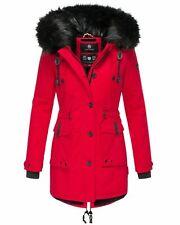 new products 7dc14 416fc Damen Parka Rot günstig kaufen | eBay