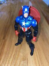 Marvel Legends Captain America Arnim Zola Bucky Cap Loose Complete