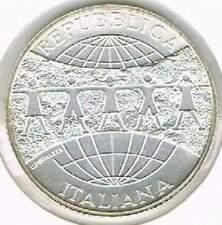 Italie 10 euro 2006 proof zilver FDC: Unicef 60 Jaar