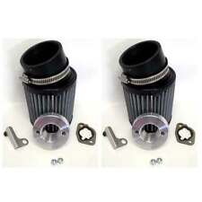 (2) High Performance Air Filter Intake Kits Predator 212Cc Bsp Clone Gx200 196