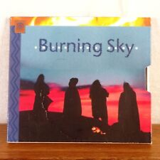 Burning Sky Enter the Earth CD Album Rykodisc Native American Playgraded M-