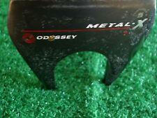"Odyssey Metal-X #7 Putter 35"" men right-handed /Super stroke slim 3.0 grip"