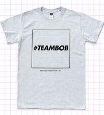 Rupaul Team Bob T-shirt Support Drag Race LGBT Queen Gay Pride Tee