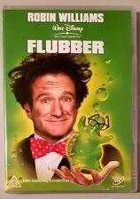 Flubber (Robin Williams / Walt Disney Pictures) DVD (Region 4)