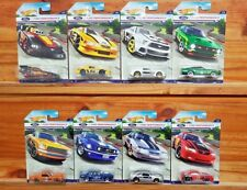 Hot Wheels 2016 FORD PERFORMANCE SERIES Set of 8 (A+/A-B)