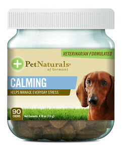 Pet Naturals Of Vermont Calming 90 Chews