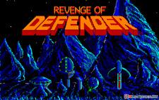 REVENGE OF DEFENDER W MANUAL EPYX 1989 5 1/4 disk ibm pc /tandy @ compatibles