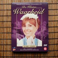 DE KLEINE WAARHEID - DEEL 1 - AFLEVERING 1-13  - 3-DVD