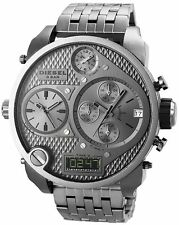 Diesel Men's DZ7247 Dual Zone Chronograph Dial Stainless Steel Bracelet Watch