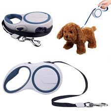 5m Retractable Extendable Pet Puppy Dog Cat Lead Walking Training Leash UK