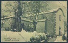 Pistoia Pavana Nevicata cartolina ZB4616