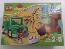 Duplo Lego # 10801 Around The World Series African Animals Brand NEW  Free Post!