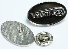 WOOLER MOTORRAD PIN (PW191)