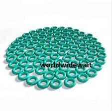 50 X Mechanical Fluorine Rubber O Ring 5/6/7/8/9/10/11/12/13/14/15/16mm OD x 2mm
