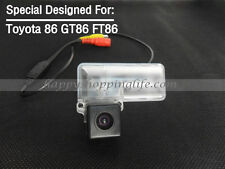 Back Up Camera for Toyota 86 GT86 FT86 Car Rear View Reverse Camera
