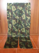 Portuguese Marines Lizard Camo Combat Trousers Big Size XXL