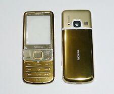 full new Gold Housing Cover Case Fascia facia faceplate for Nokia 6700C 6700 -00