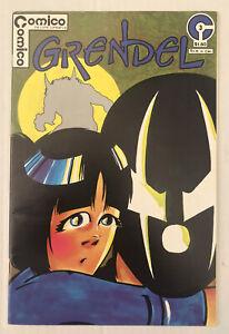 Grendel #3 - Volume 1 - Comico
