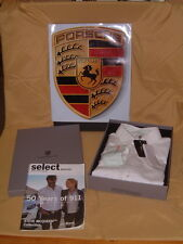 PORSCHE DESIGN SELECTIONS LADIES 50 YEAR OF THE 911 SHIRT/BLOUSE EURO=M/USA=S.