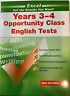 New Excel Opportunity Class English Comprehension Year 3-4 Workbook!OC!SELECTIVE