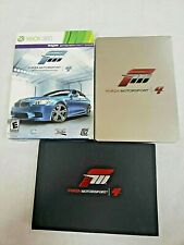 Forza Motorsport 4 -- Limited Collector's Edition (Microsoft Xbox 360, 2011)