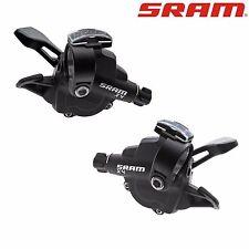 SRAM X4 MTB Mountain Bike Cycle 8 / 3 Speed Gear Shifter Set
