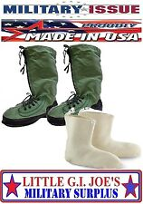NEW LARGE Mukluk Arctic N-1B Snow Extreme Cold Weather Boots W/Wool Liners