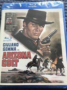 Arizona Colt Blu Ray Wild East Region Free
