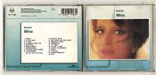 Cd MINA Brava – BMG RCA LineaTre 1990 Linea Tre OTTIMO