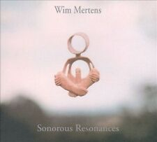 WIM MERTENS - SONOROUS RESONANCES [DIGIPAK] NEW CD