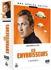 COFFRET L'INTEGRALE INVADERS LES ENVAHISSEURS DAVID VINCENT 12 DVD 43 EPISODES