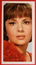 GINA LOLLOBRIGIDA - Card # 13 individual card - Tribute Collectables - 2014