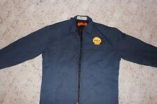 2XL Shell Work Mechanics Jacket with Shell Back Logo - Vintage/Retro Gasoline