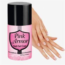 1/Pcs Pink Armor Nail Gel Growth Formula Treatments Nail Coat 0.50 Fluid Ounce